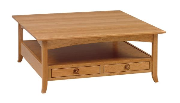 Amish Geneva Coffee Table