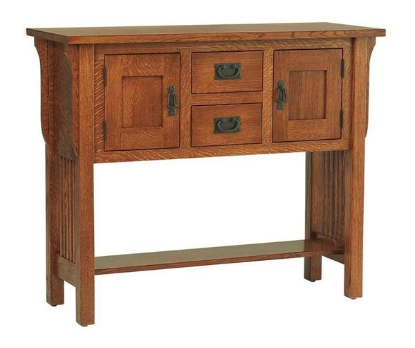 Amish Lancaster Mission Sideboard