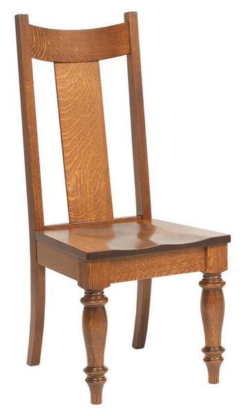 Brunswick Amish Dining Room Chair