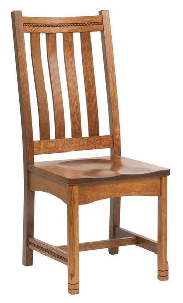 Amish West Lake Mission Dining Chair