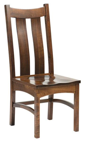 Amish Country Shaker Dining Chair