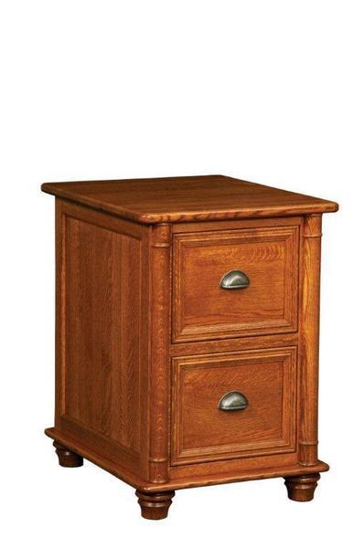 Amish Belmont File Cabinet