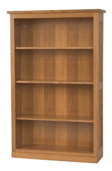 Amish Freemont Mission Bookcase
