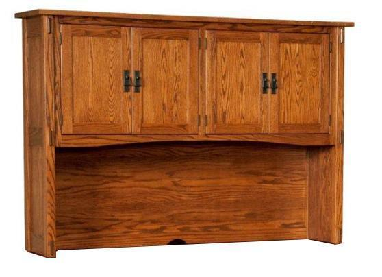 "Amish Modesto Mission 72"" Top (Desk or Credenza Base Sold Separately)"