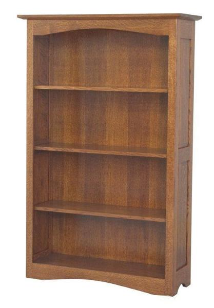 Amish Shaker Hill Bookcase