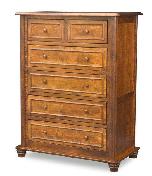 Woodberry Solid Wood Chest of Drawers