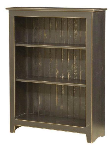 "Amish Pine Bookcase 48"""