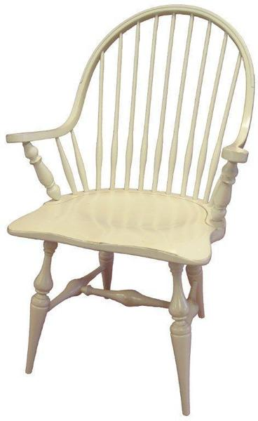 Amish Englewood Windsor Style Dining Chair
