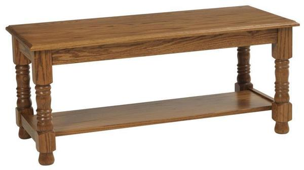 Amish Traditional Occasional Coffee Table