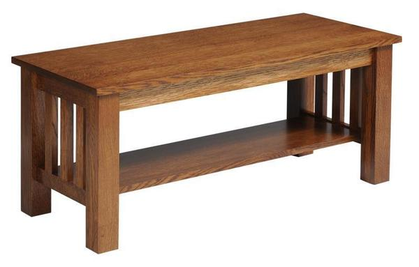 Amish Mount Hope Mission Rectangular Coffee Table