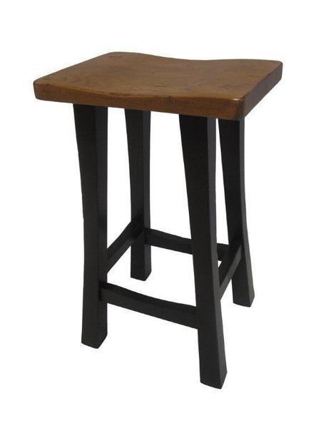 Amish Plain Mission Stool