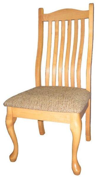 Amish La Belle Queen Anne Dining Room Chair