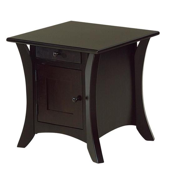 Amish Hesston Shaker End Table