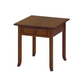 Amish Berkely Shaker End Table
