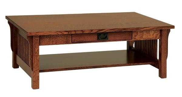 Amish Lancaster Mission Coffee Table