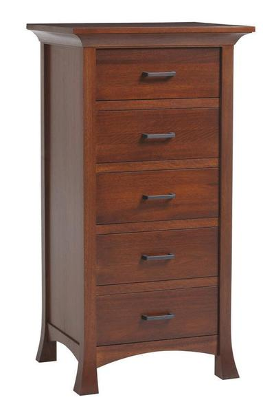 Amish Eco Friendly Furniture Oasis Lingerie Chest