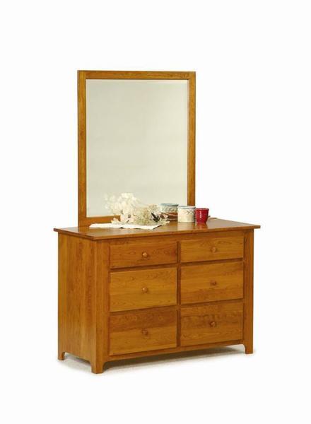 Amish Shaker Single Dresser