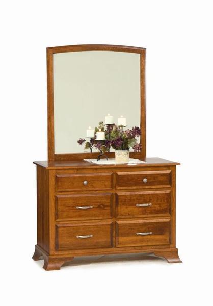 Amish Mannington Single Dresser