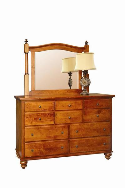 Amish Gardner Master Dresser