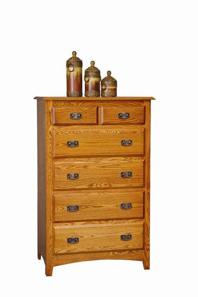 Amish Monterey Chest of Drawers