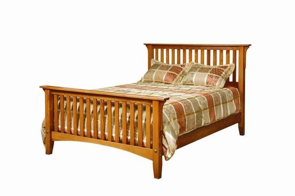 Amish Heritage Mission Bed