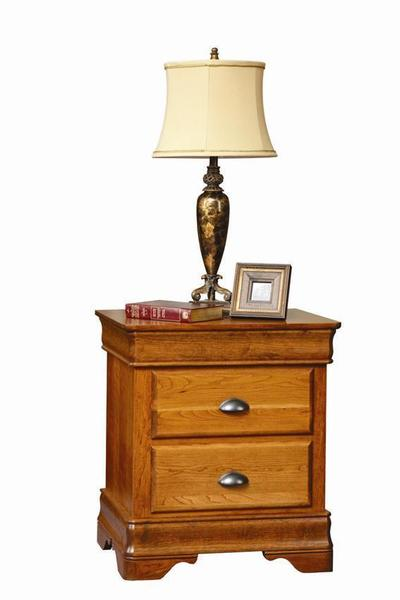 Amish Chantilly Nightstand