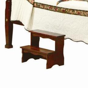 Royal Classic Amish Bed Steps