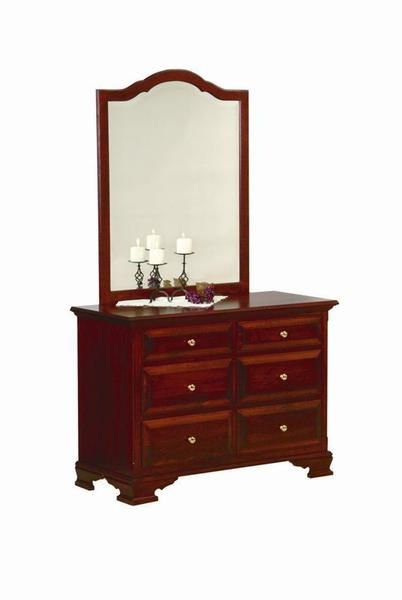 Amish Royal Classic Single Dresser