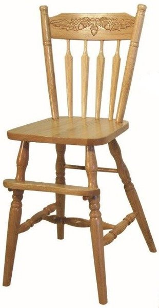 Amish Acorn Youth Chair