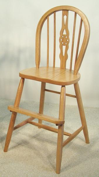Amish Windsor Youth Chair