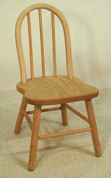 Amish Mini Bow Child's Chair