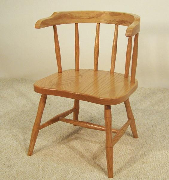 Amish Wraparound Toddler Chair