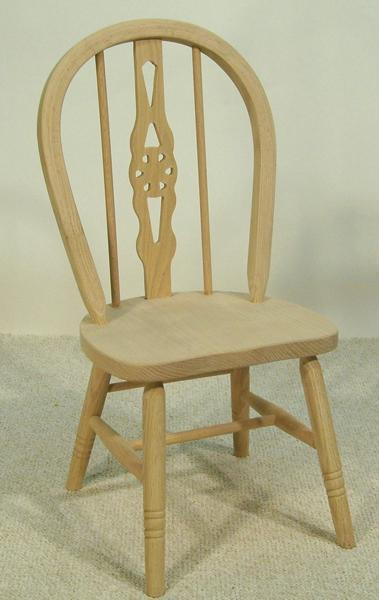 Amish Windsor Child's Chair