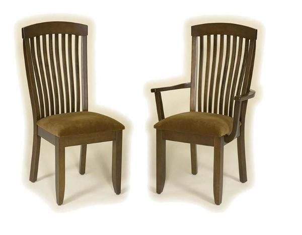 Amish Empire Dining Chair