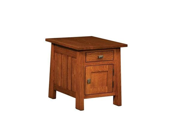 Amish Freemont Mission End Table