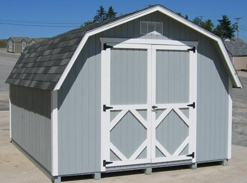 American Made Classic Gambrel Barn Shed