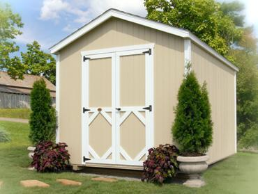 Amish Wood Classic Gable Shed