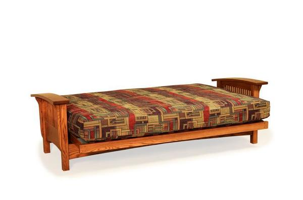Mission Futon Bed From Dutchcrafters