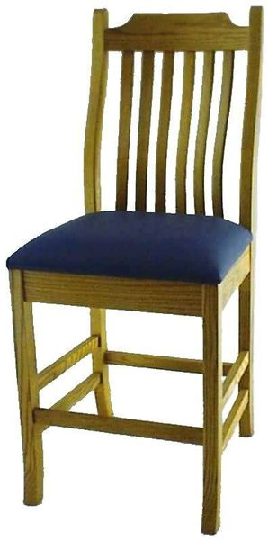Amish Ohio Mission Barstool