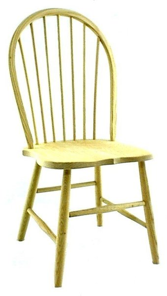 straight spindle oak windsor dining chair from dutchcrafters amish rh dutchcrafters com