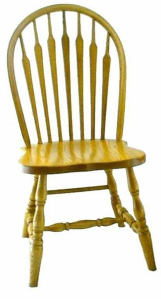Amish Ohio Arrow Windsor Chair