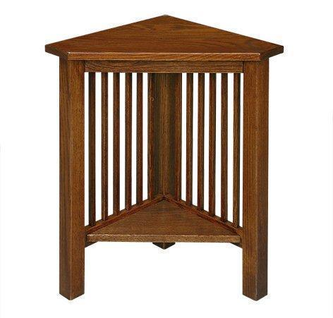 Amish Mission Junior Corner End Table