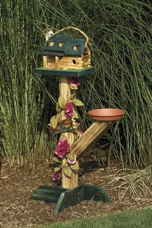 Amish Bird House and Feeder Bed and Breakfast