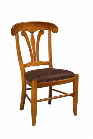Amish English Manor Dining Chair