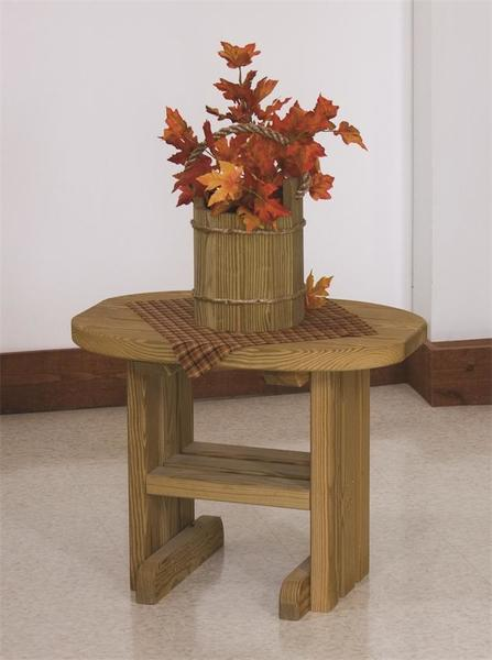 LuxCraft Outdoor End Table