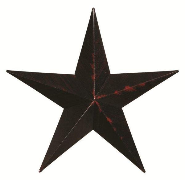 "Amish 24"" Painted Barn Star - Choose Your Colors!"
