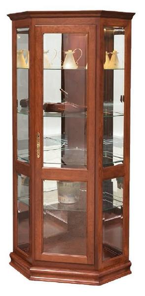 Bon Ask Us A Question. Amish Corner Curio Cabinet