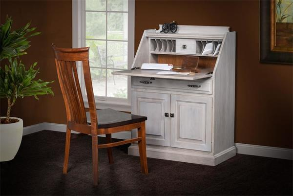Amish Farmhouse Secretary Desk