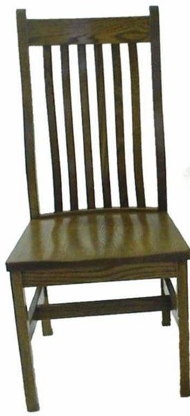 Amish Portland Mission Dining Room Chair