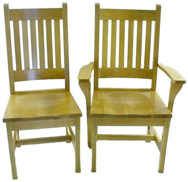 Amish Northwest Mission Dining Room Chair